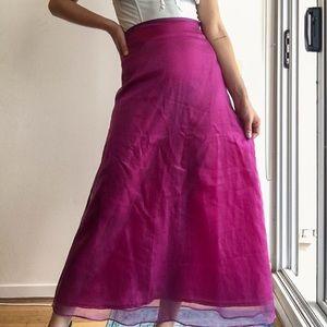 Retro Princess Sparkle Skirt size 6-8